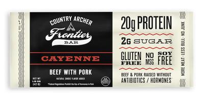 Frontier Bar - Cayenne Beef with Pork | Product Marketplace