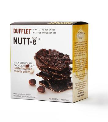 Nutt-e Milk Chocolate + Toasted Hazelnut | Product Marketplace