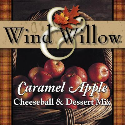 caramel apple cheeseball mix