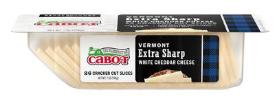 Cabot Vermont Extra Sharp White Cheddar