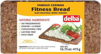 Delba Fitness Bread | Product Marketplace
