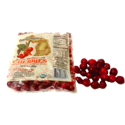 Frozen Pitted Organic Tart Cherries | Product Marketplace