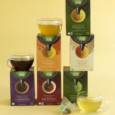 Rishi Novel Knit Tea Bags