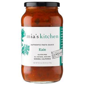 Mia\'s Kitchen Kale Pasta Sauce   Product Marketplace
