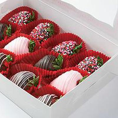 Chocolate Covered Strawberry Boxes Product Marketplace