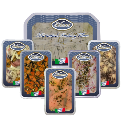 Silano Marinated Seafood | Product Marketplace