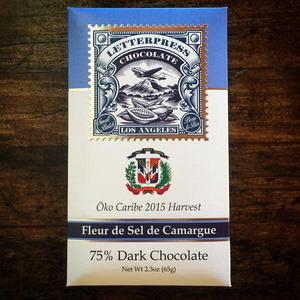fleur de sel dark chocolate tags confectionery chocolate bars we were ...