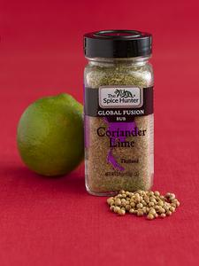 Coriander Lime Rub