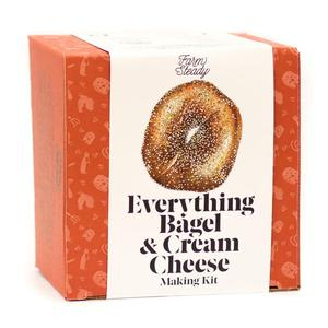 FarmSteady Everything Bagel and Cream Cheese Kit