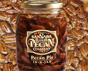 Pecan Pie in a Jar | Products