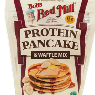protein pancake and waffle mix