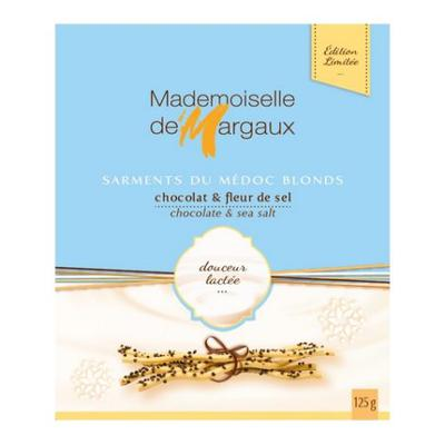 White Chocolate Twigs with Sea Salt   Product Marketplace