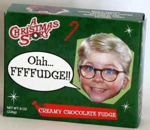A Christmas Story Oh Fudge | Products