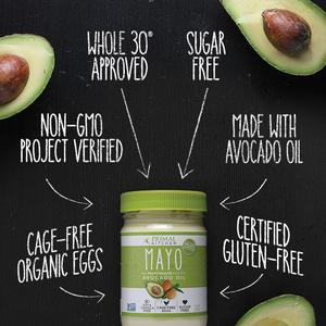 primal kitchen mayo with avocado oil | products