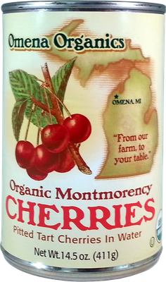Organic Pitted Tart Cherries in Water | Product Marketplace