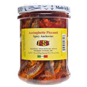IASA Spicy Anchovies