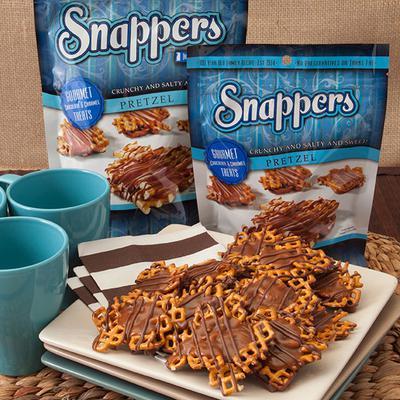 Edward Marc Brands, Inc Snappers - Original Milk Chocolate Caramel