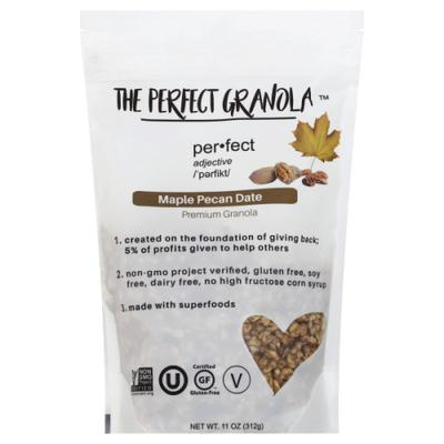 The Perfect Granola - Maple Pecan Date Granola | Product Marketplace