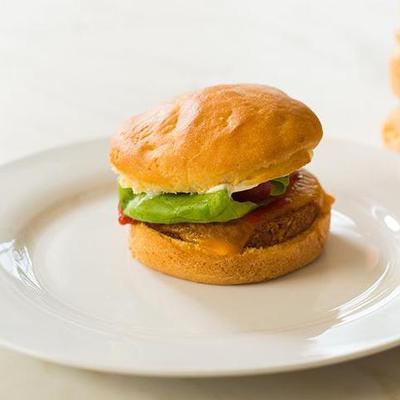 gluten free ancient grains hamburger bun