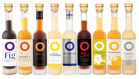 O OLIVE OIL RELEASES A NEW LOOK FOR ITS LINE OF ARTISAN, OAK-AGED VINEGARS. 2017 WINTER FANCY FOOD SHOW. BOOTH #442.