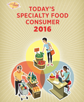 Today's Specialty Food Consumer 2016 – Summary Report