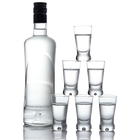 Vodka Sales Revive with Smaller, Newer Brands