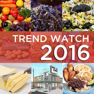 Trend Forecast: 10 Specialty Food Predictions for 2016