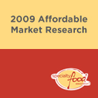 2009 Affordable Market Research