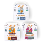 JILZ GLUTEN FREE DEBUTS GLUTEN-FREE CRACKERS AT FANCY FOOD SHOW IN SAN FRANCISCO
