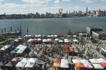 Smorgasburg: Brooklyn's Outdoor Dining Destination