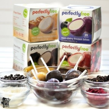 Trio of New Allergy-Friendly perfectly free™ Frozen Bites Adds More Variety and Flavor to Free-From Product Line