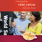 Understanding the Real Value of Specialty Foods