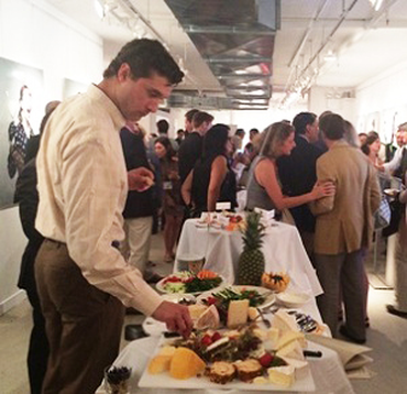 The French Cheese Board Event Space Opens in NYC