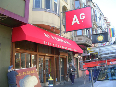 Before & After: A.G. Ferrari's Revamped San Francisco Stores | News
