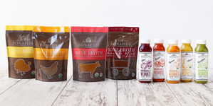 Bonafide Provisions™ Showcases Sofi™ Award-Winning Drinkable Veggies™  and New Bone Broth Varieties at 2017 Summer Fancy Food Show