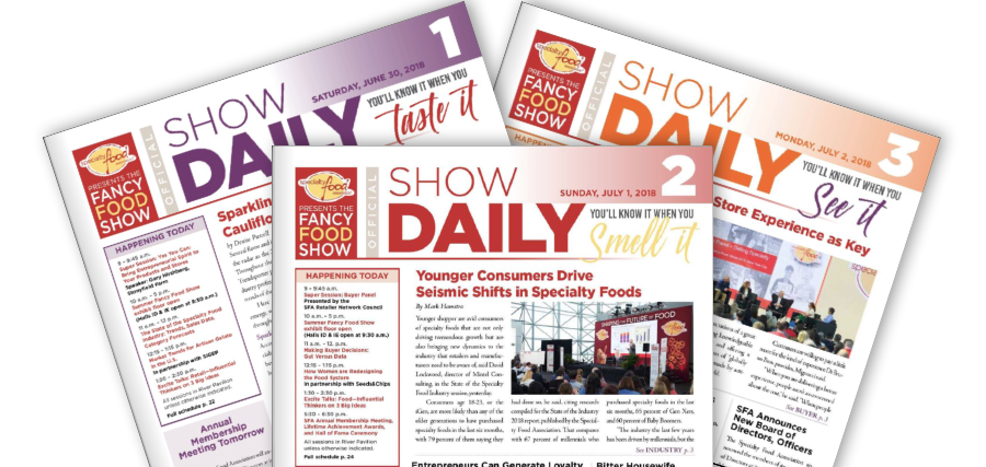 show daily page header png