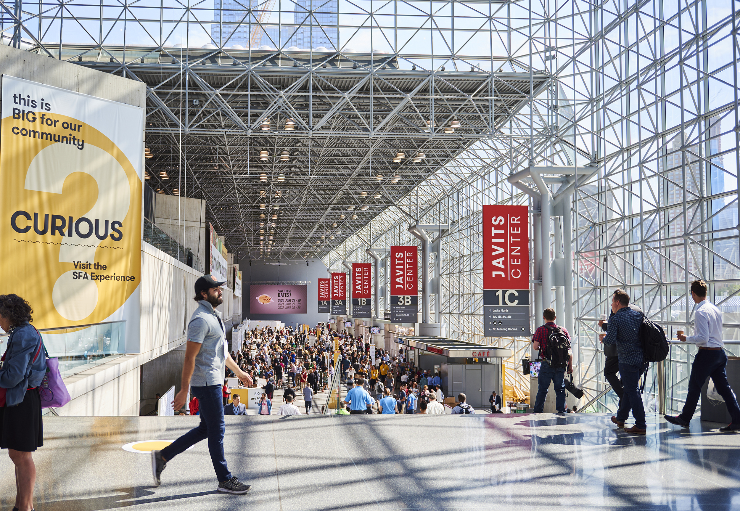 Javits Center Calendar 2020 Post Show Highlights