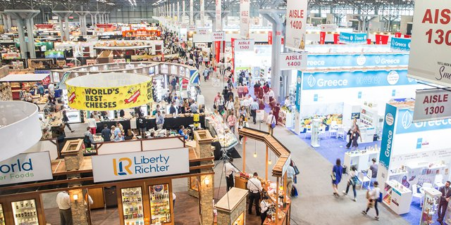 The Summer Fancy Food Show