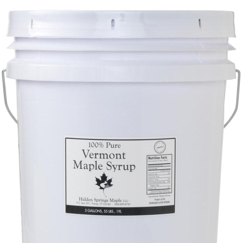 Bulk Vermont Maple Syrup | Product Marketplace