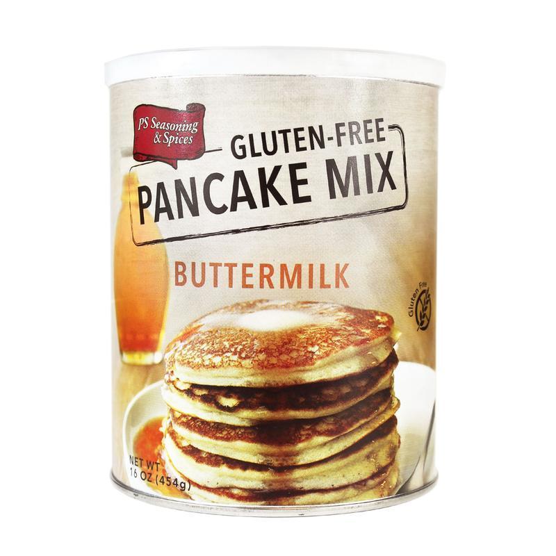 Gluten-Free Buttermilk Pancake Mix | Products