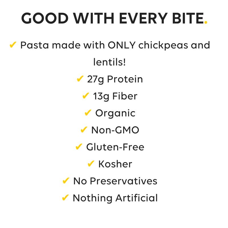 Chickapea Linguine | Product Marketplace