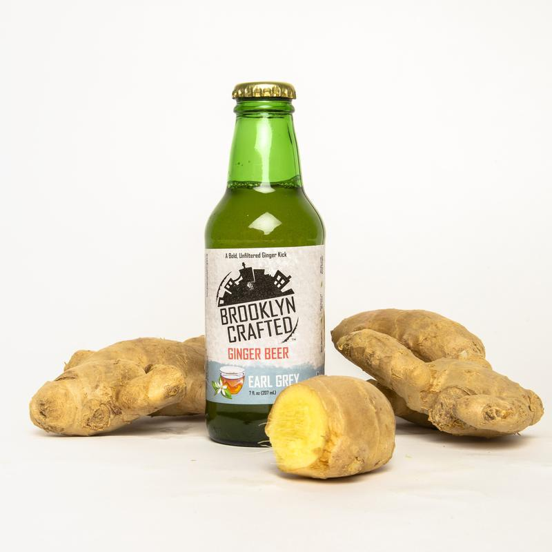 Brooklyn Crafted Earl Grey Ginger Beer | Product Marketplace