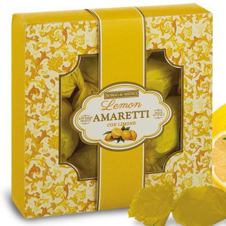 Lemon Soft Amaretti   Product Marketplace