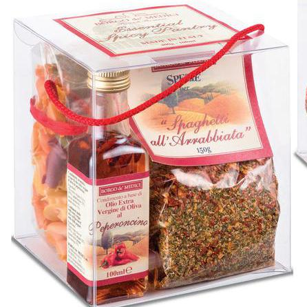 Italian Dinner-in-a-Cube Gift Set | Product Marketplace