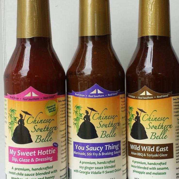 MY SWEET HOTTIE (Mild) Peachy Ginger Honey Sweet Chile Sauce