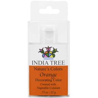 Nature\'s Colors Orange Decorating Color | Product Marketplace
