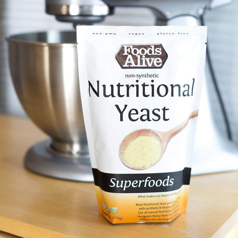 Nutritional Yeast Non Gmo Product Marketplace