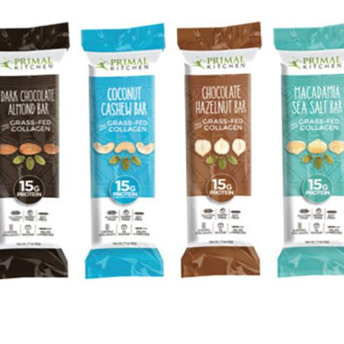 primal kitchen collagen protein bars | products