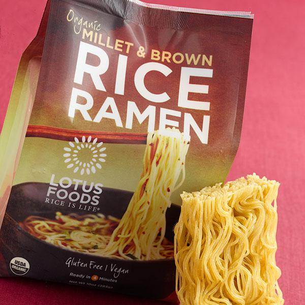 Millet And Brown Rice Ramen Product Marketplace