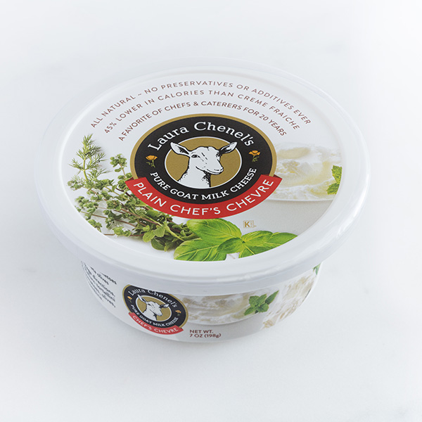 Plain Chef's Chevre | Product Marketplace